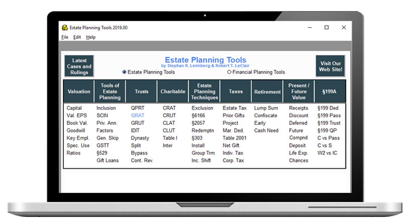 software for estate planning