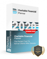 Charitable Financial Planner 2020
