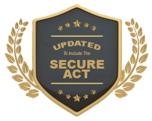 SECURE Act Updated