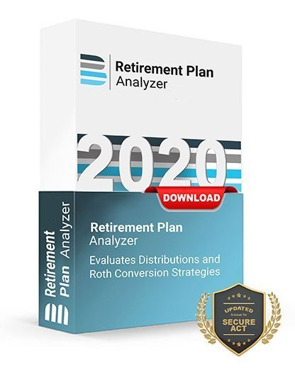 2020 Retirement Plan Analyzer
