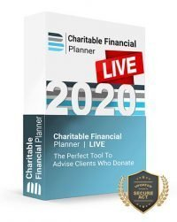 Charitable Financial Planner LIVE