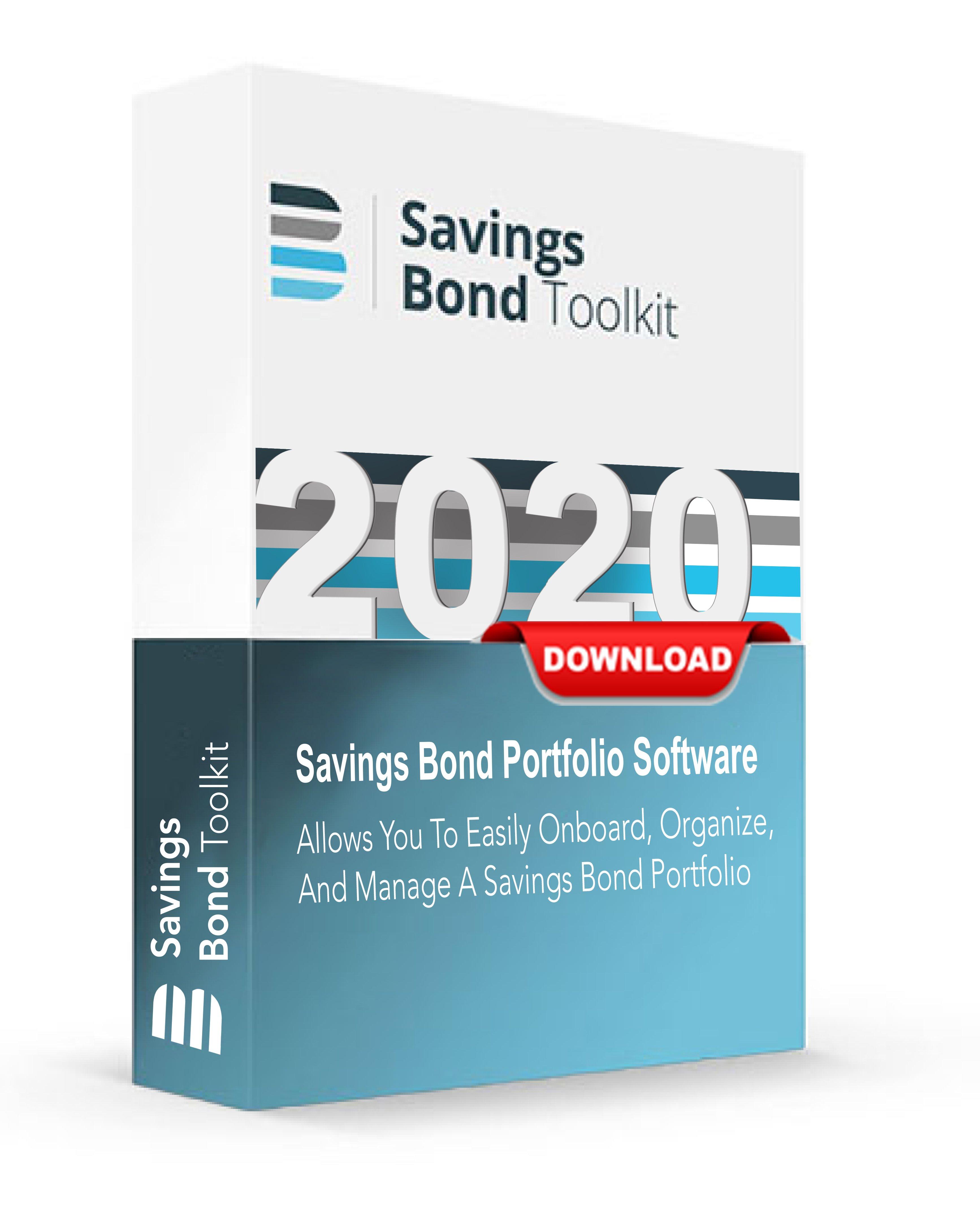 Savings Bond Toolkit 2020