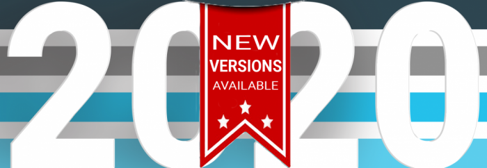 Brentmark 2020 Versions Now Available!