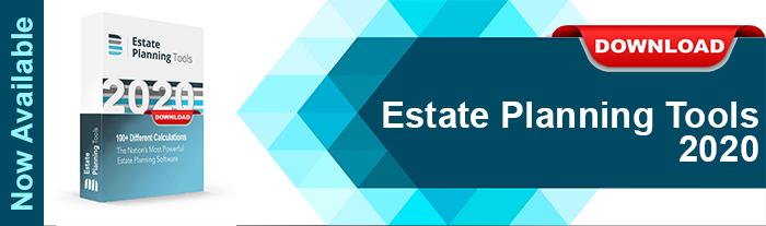Estate Planning Tools 2020