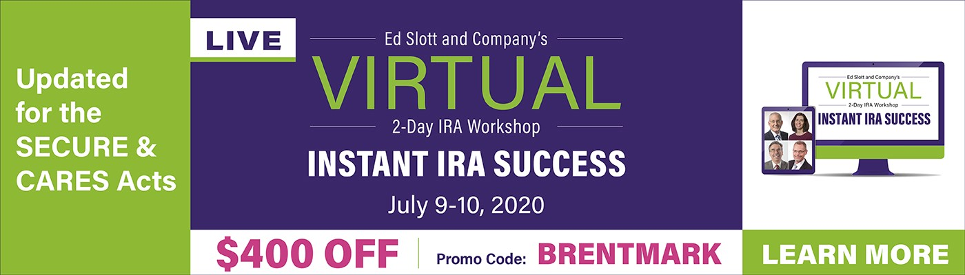 Ed Slott Virtual Workshop